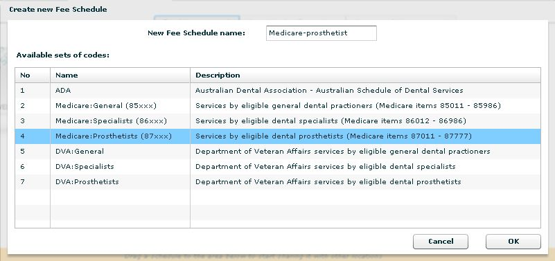 ada dental codes excel